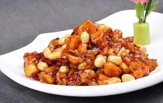 宫保鸡丁的做法-初级厨师培训内容