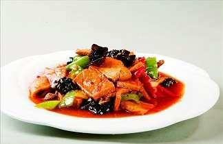 家常豆腐的做法-初级厨师培训内容
