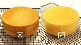 还原戚风蛋糕制作失败的六大真相-西点师培训资料